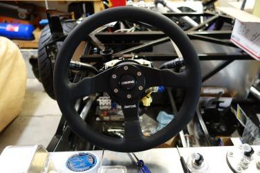 New wheel...