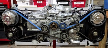 Engine Reassembly 1