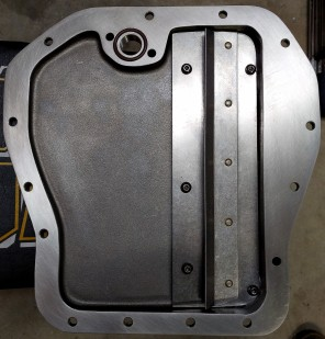 Dry Sump Oil Pan 7