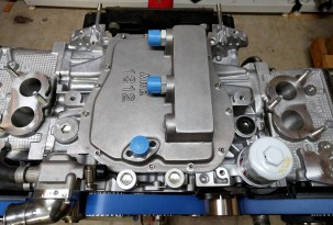 Dry Sump Oil Pan 5